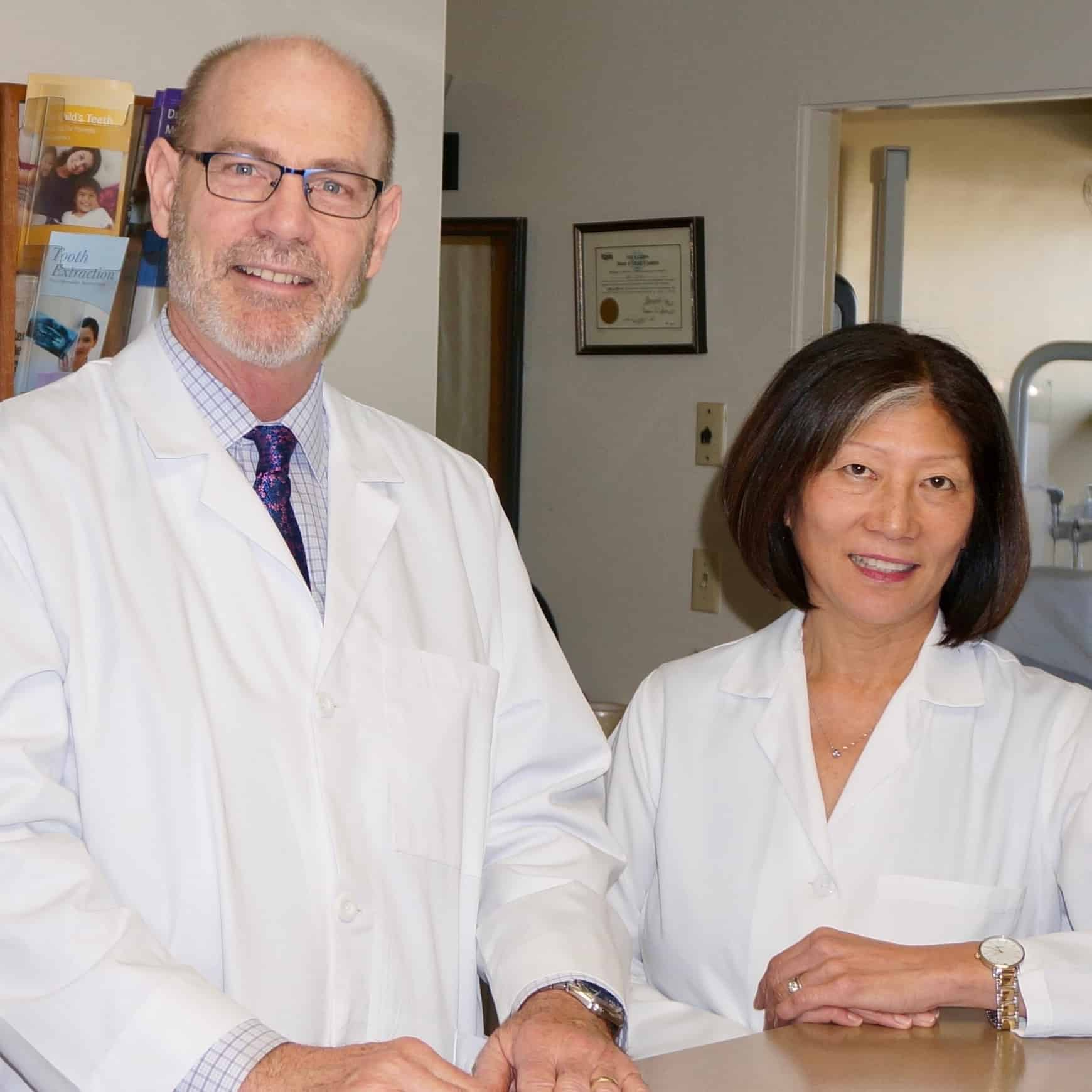 Dentists at Palo Alto Oral Health